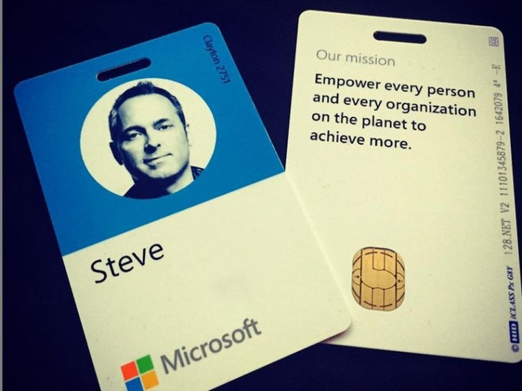 similiar employee id badge design keywords